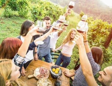 Wine Tours around Barcelona
