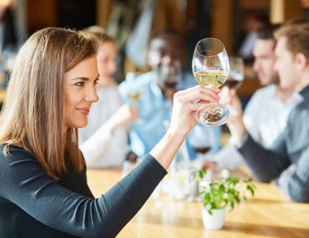 Wine and cava Tastinng Workshop Barcelona