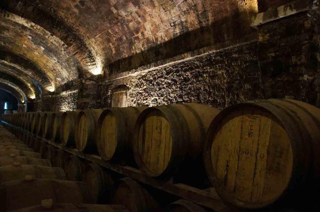 Cellar tour barcelona